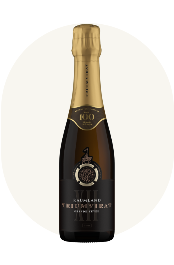 2012 XII Triumvirat Grande Cuvée Halbe Flasche
